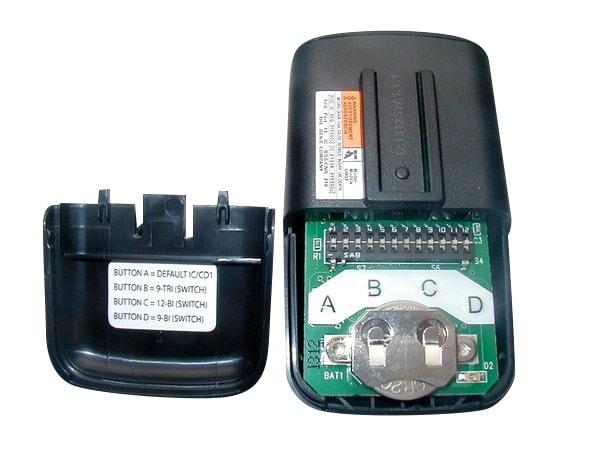 Gm3t Bx Genie Master Remote Garage Opener Transmitter
