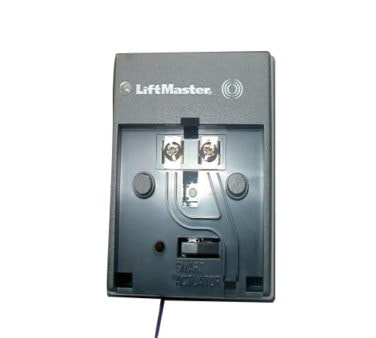 Universal Plug In Receiver Geniedoor Garage