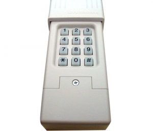 Outside Keypad Programming
