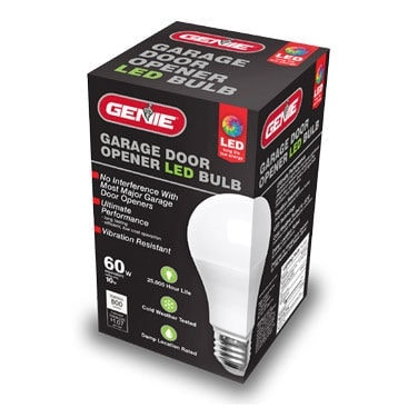 Ledb1 R Genie Led Light Bulb For Garage Door Openers